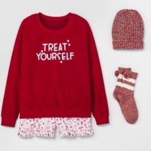 Treat Yourself Gift Cozy Winter PJ Set